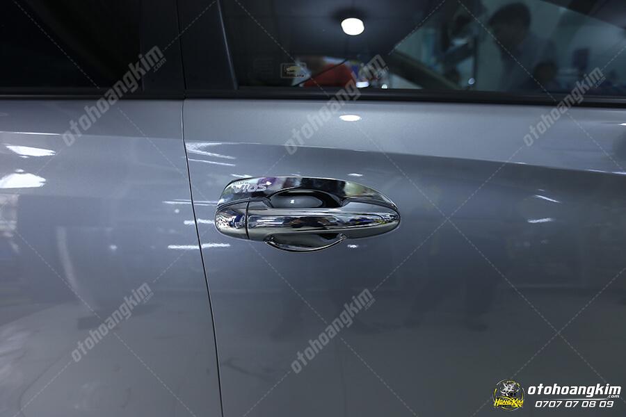 Top 5 mẫu ốp tay nắm cửa ô tô Vios – Mẫu 3