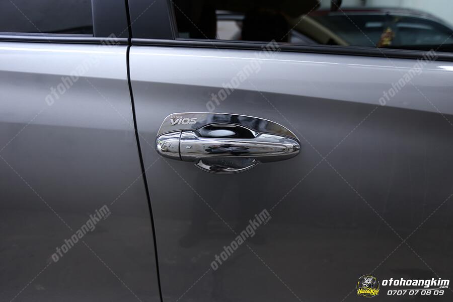 Top 5 mẫu ốp tay nắm cửa ô tô Vios – Mẫu 4