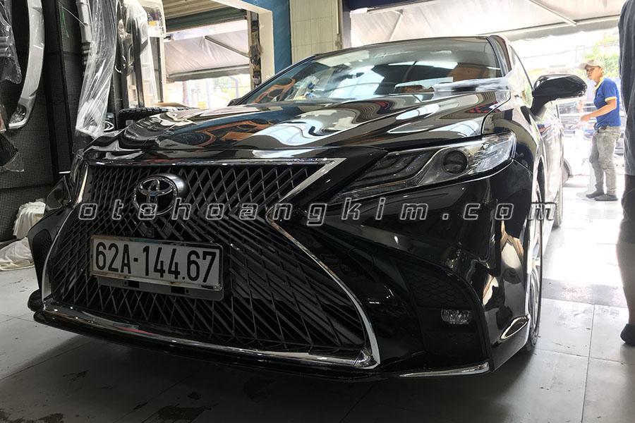 Body Kit Toyota Camry  2019 up lexus es 250