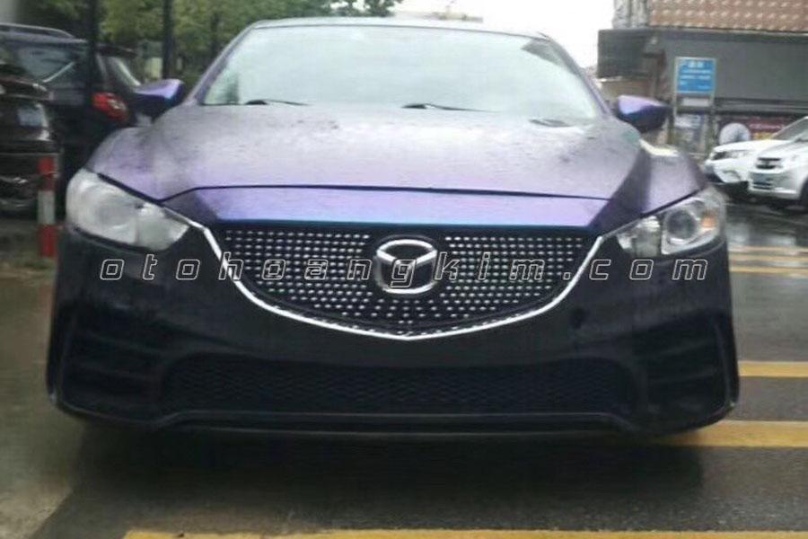 Body Kit Mazda 3 mẫu mới