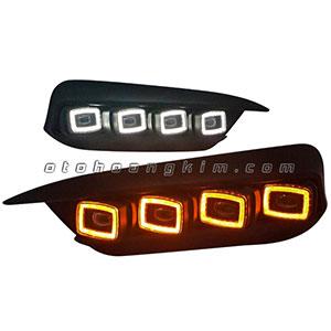 Các mẫu đèn led gầm Honda Civic Hot nhất hiện nay