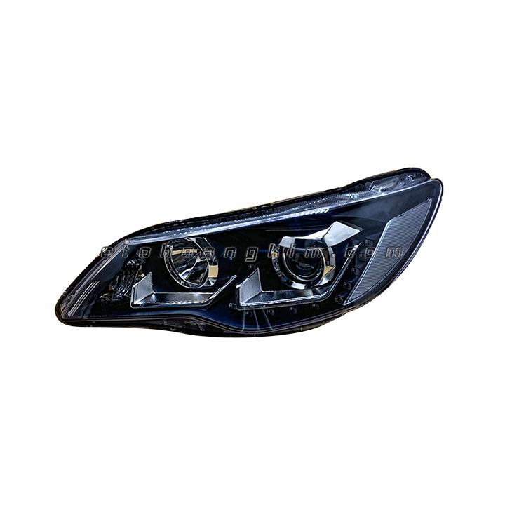 Đèn led Honda Civic mẫu Audi Q5 theo xe