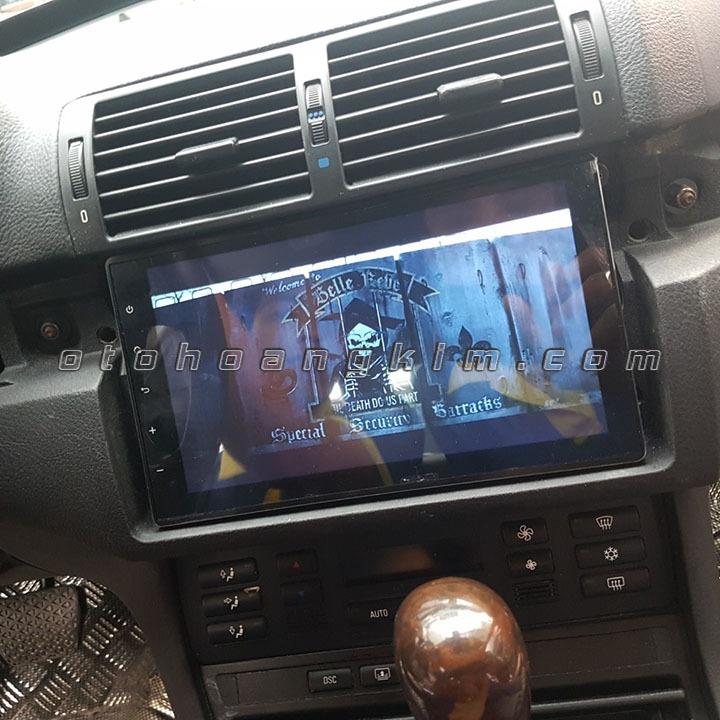 màn hình dvd android bmw 320i