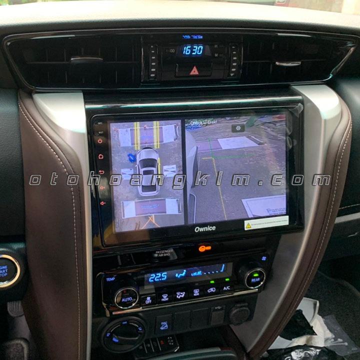 Màn hình dvd Ownice Toyota Fortuner
