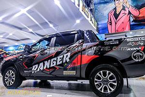 Body Kit Ford Ranger 12