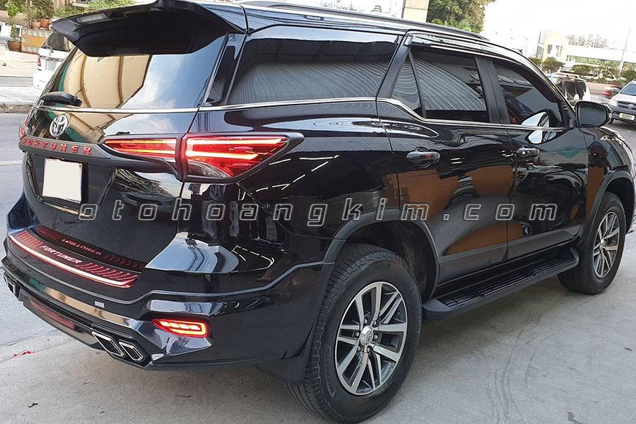 Body Kit Toyota Fortuner 2017-2019 TRD