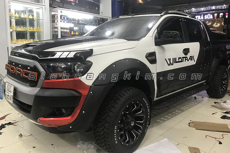 Body Kit Ford Ranger 15