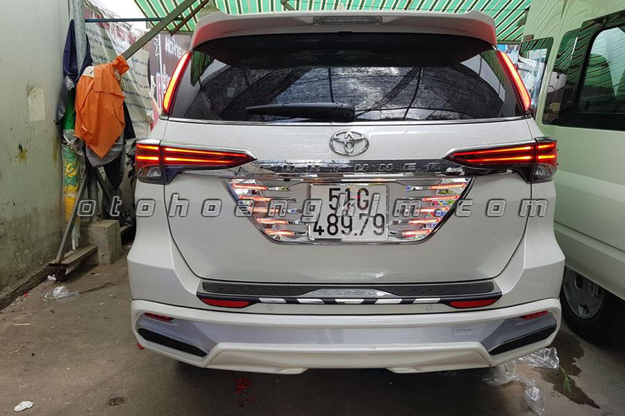 Body Kit sau Toyota Fortuner  2017-2019