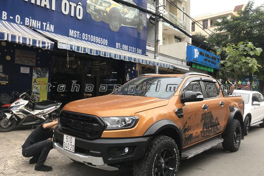 Body Kit Ford Ranger 19