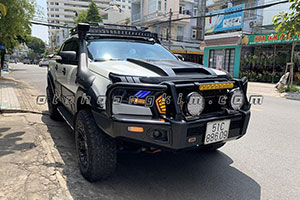 Body Kit Ford Ranger 02