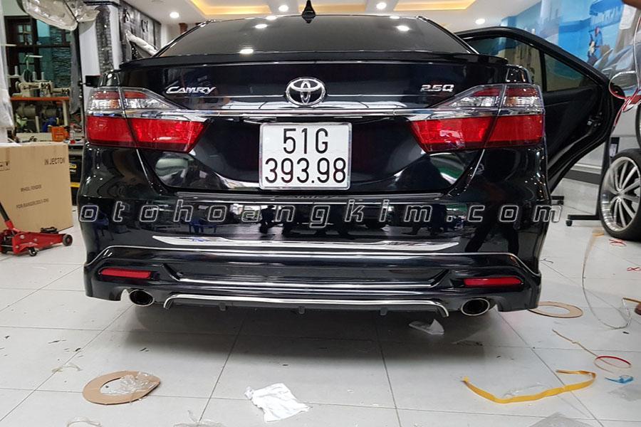 Body Kit Toyota Camry  2015-2018