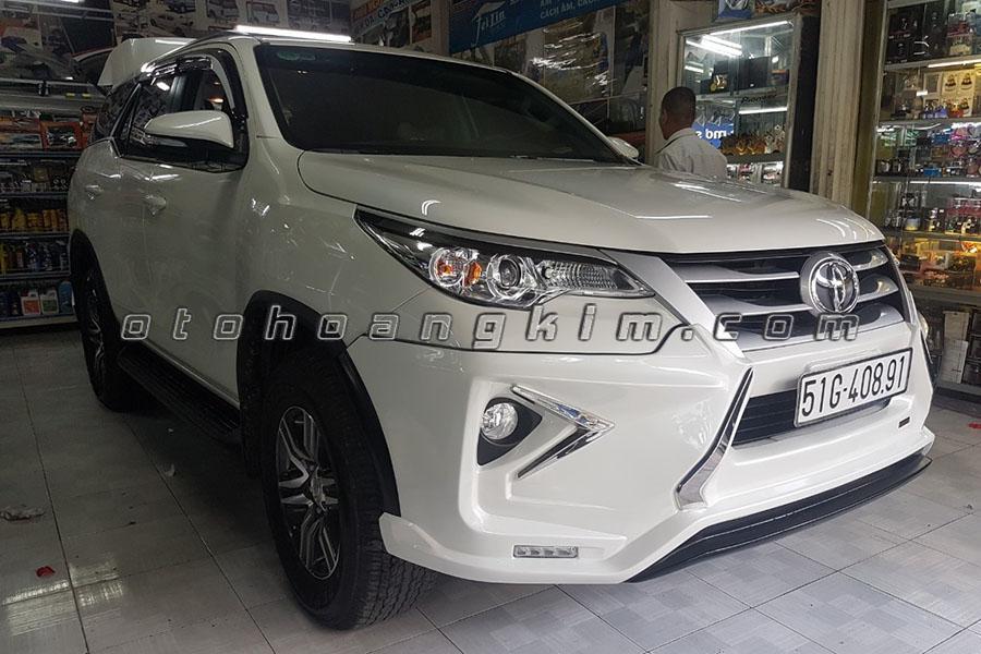 Body Kit Toyota Fortuner 02