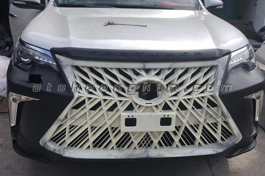Body Kit Toyota Fortuner 21