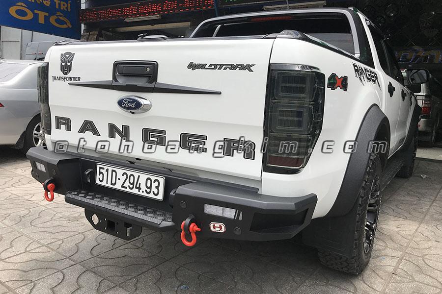 Body Kit Ford Ranger 25
