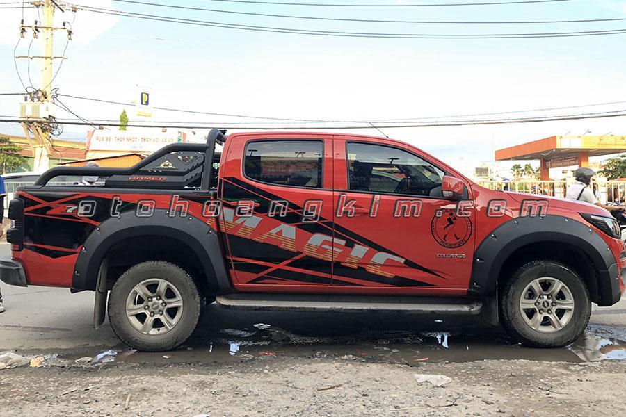 Body Kit Ford Ranger 26