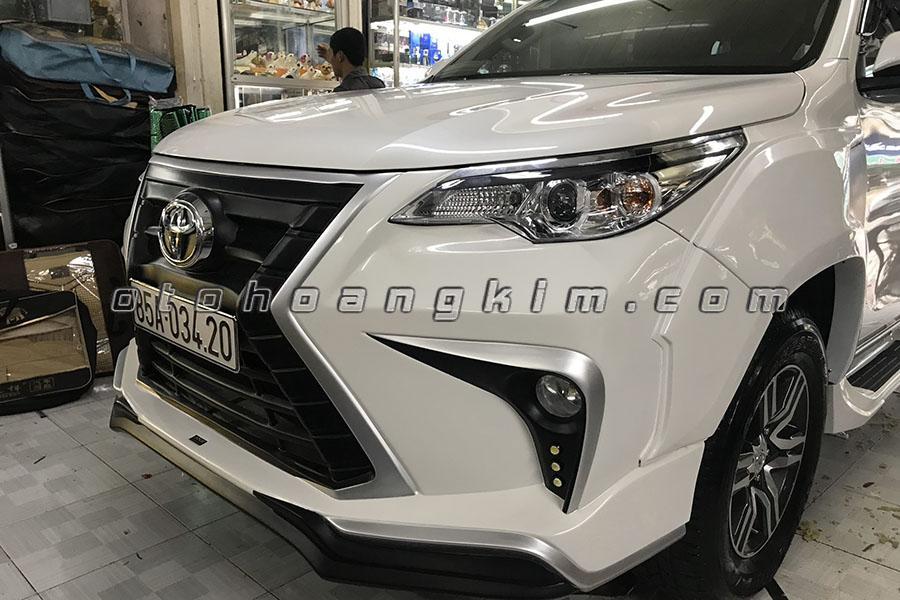 Body kit Toyota Fortuner Thailand NKS