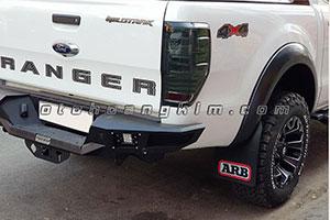 Cản sau hamer Ford Ranger MX202