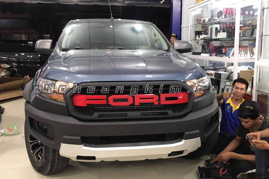Body Kit Ford Ranger 30