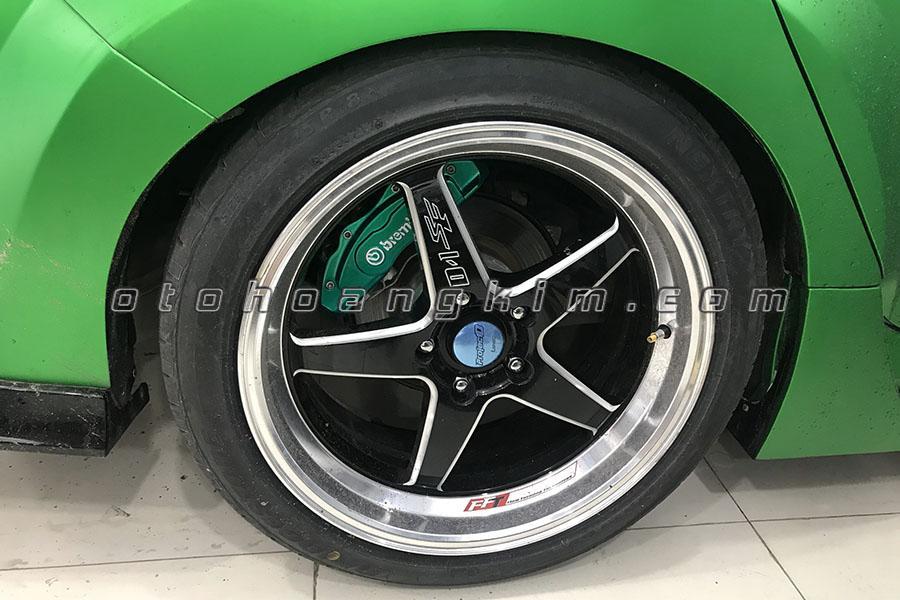 Body Kit Honda Civic Type R
