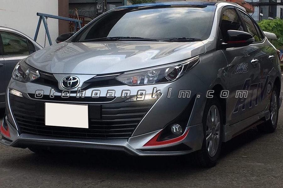 Body Kit Toyota Yaris 2019-2020