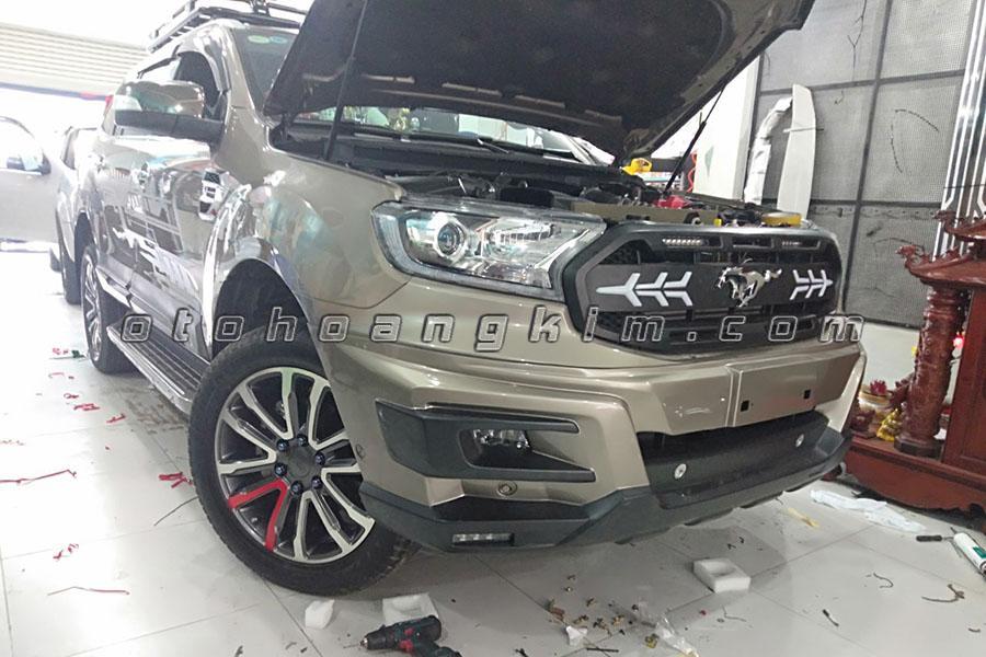 Body Kit Ford Ranger 06