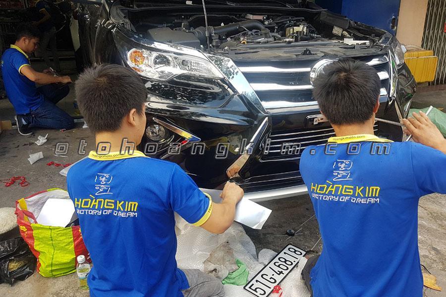 Body Kit Toyota Fortuner 06