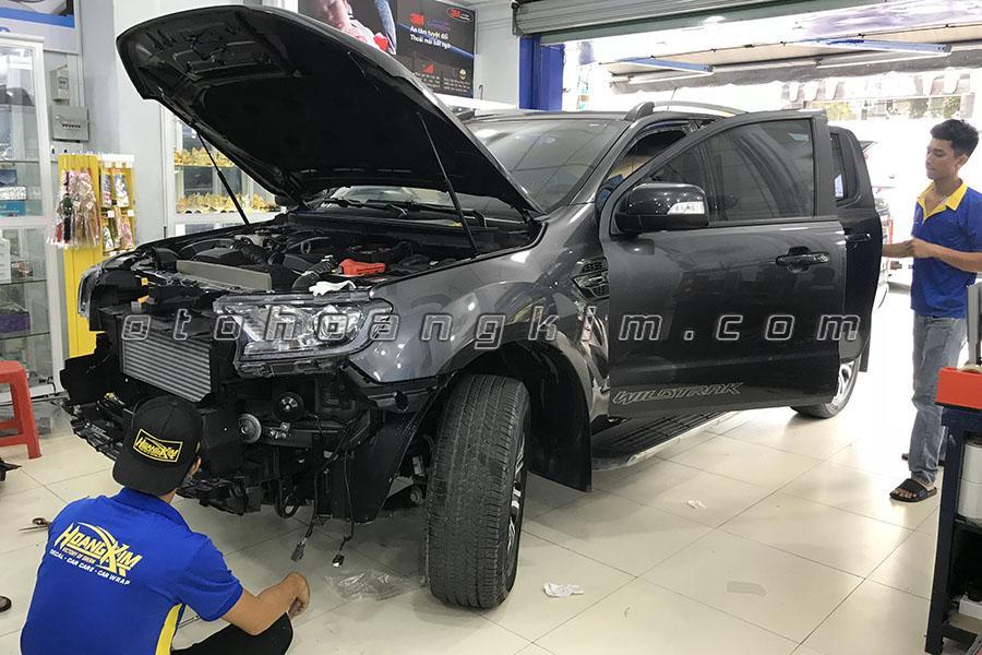 Body Kit Ford Ranger 09