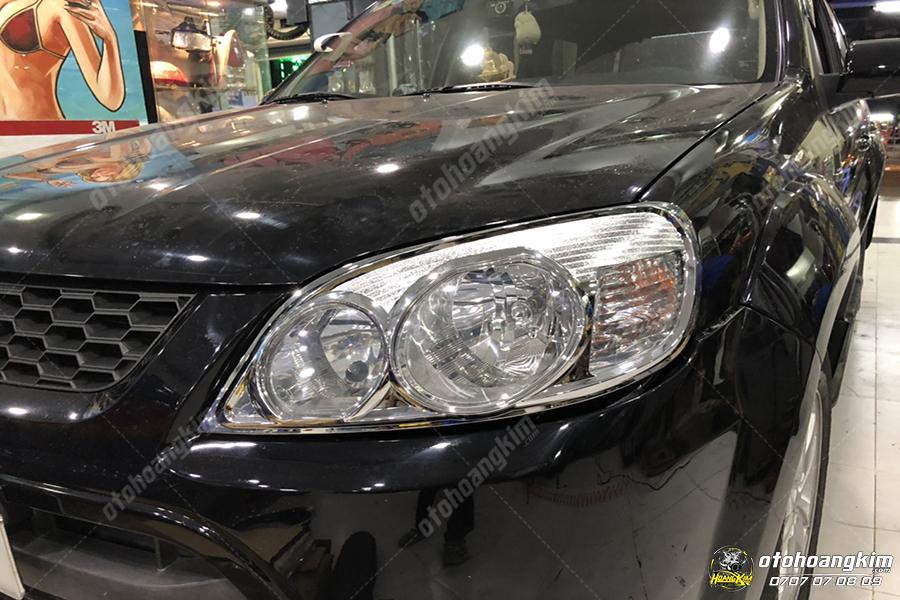 Viền đèn trước Ford Escape 2010