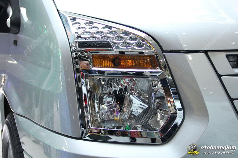 Viền đèn trước ô tô Fors Transit