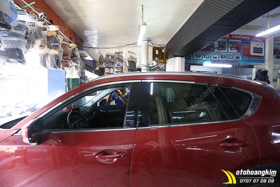 Viền khung kính ô tô Mazda CX5